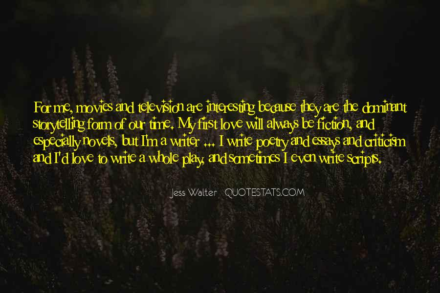 Sayings About My First Love #1769