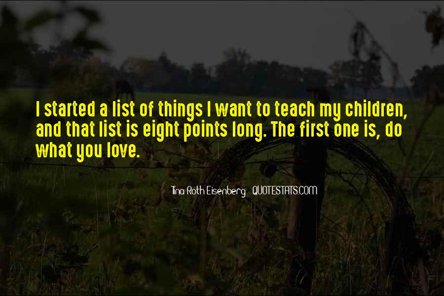 Sayings About My First Love #179191