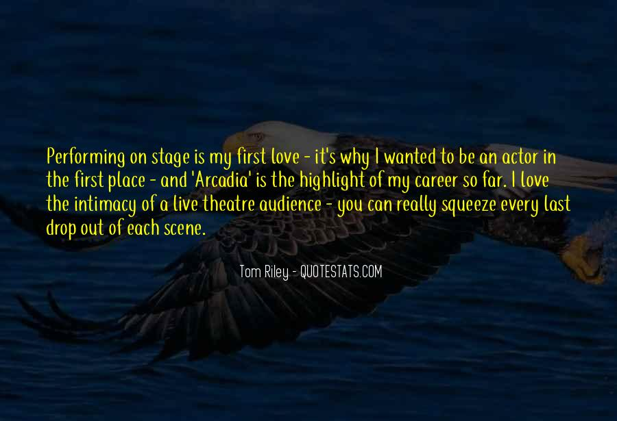 Sayings About My First Love #3145