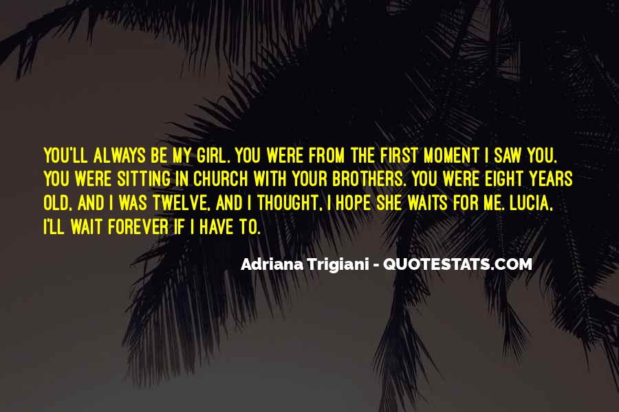 Sayings About My First Love #51599