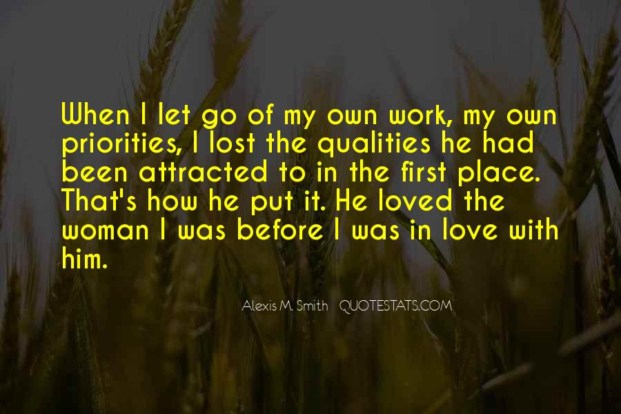Sayings About My First Love #93831