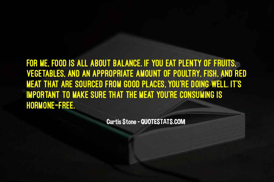 Sayings About Free Food #1324287