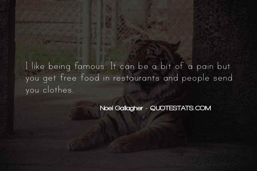 Sayings About Free Food #414716