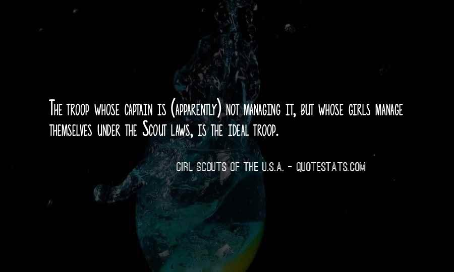 Sayings About Girl Scout #1204964