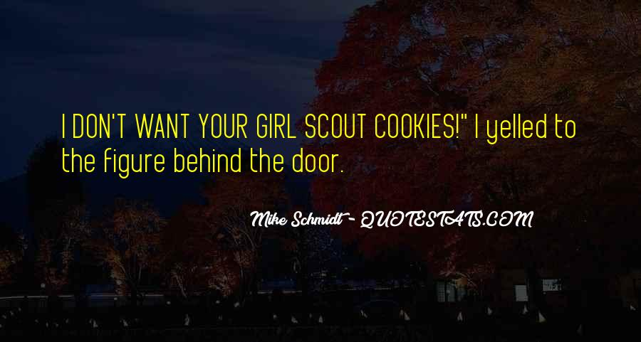 Sayings About Girl Scout #1779273
