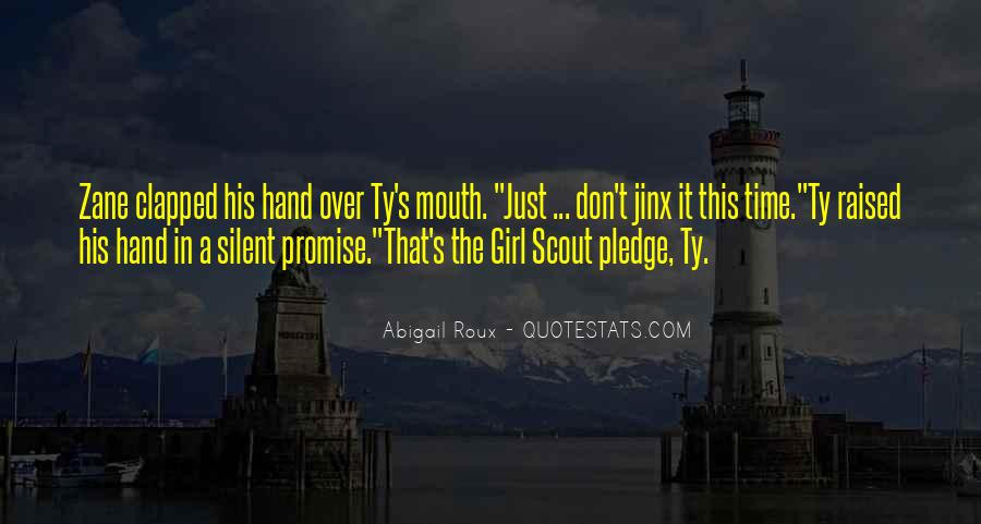 Sayings About Girl Scout #186993