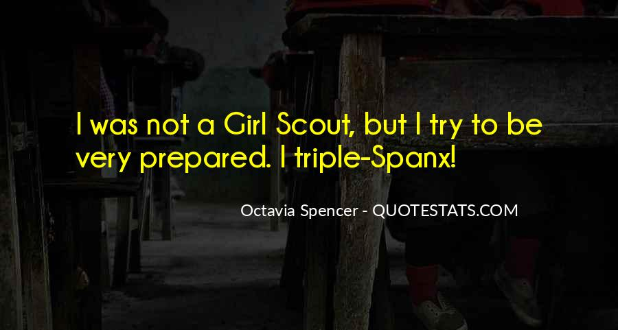 Sayings About Girl Scout #274769