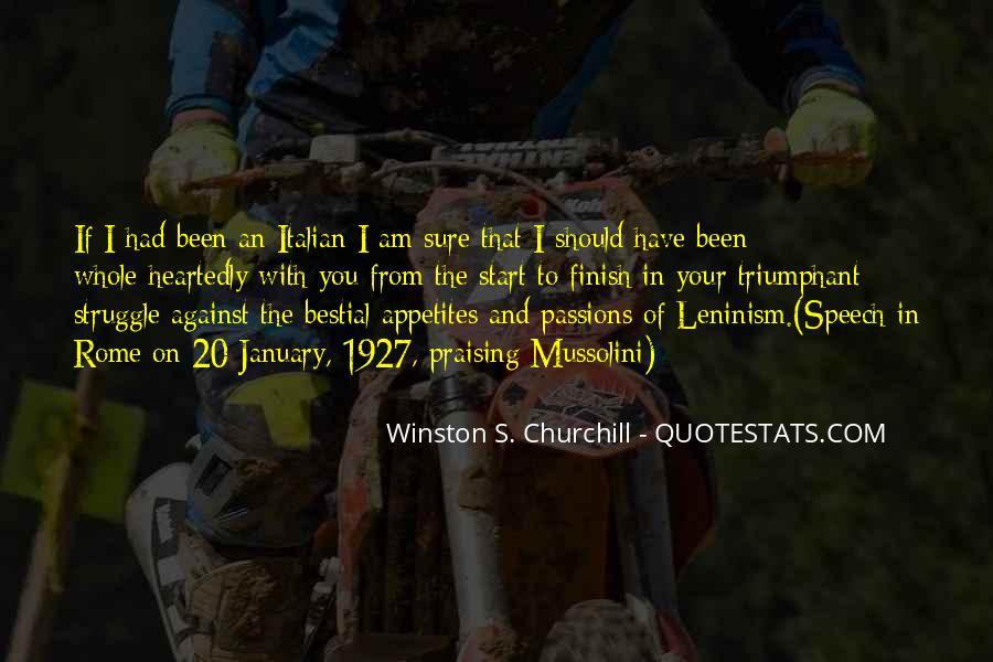 Sayings About Rome In Italian #1236240