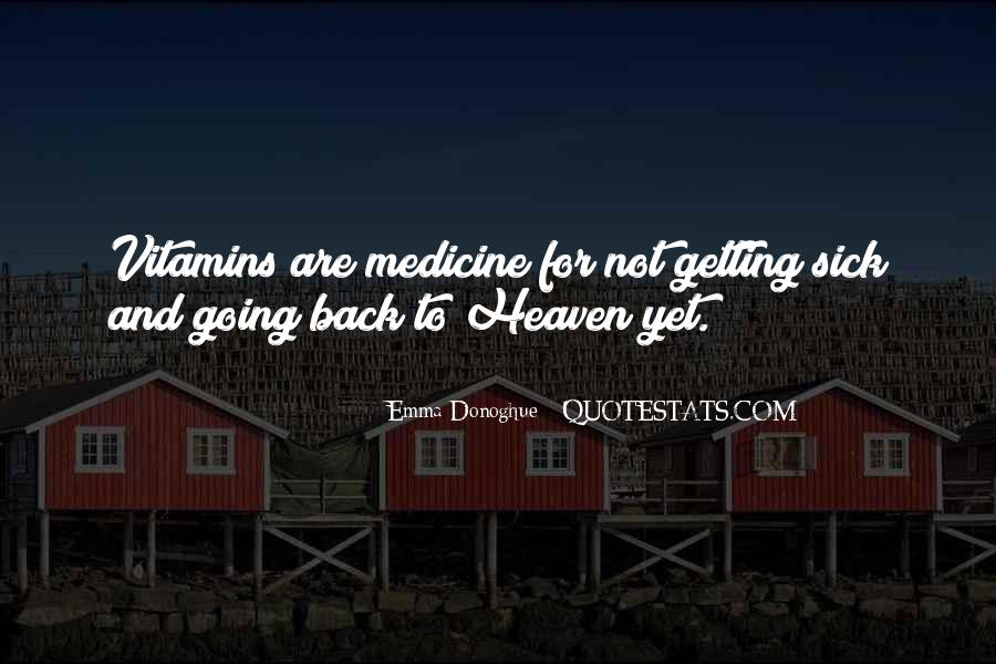 Sayings About Getting Sick #108093