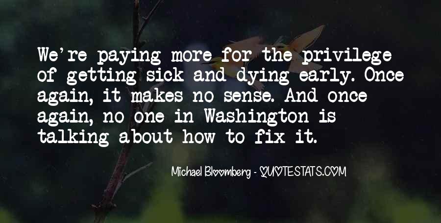 Sayings About Getting Sick #1170839