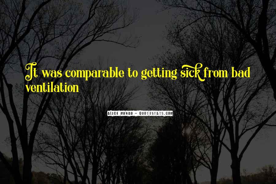 Sayings About Getting Sick #1226576