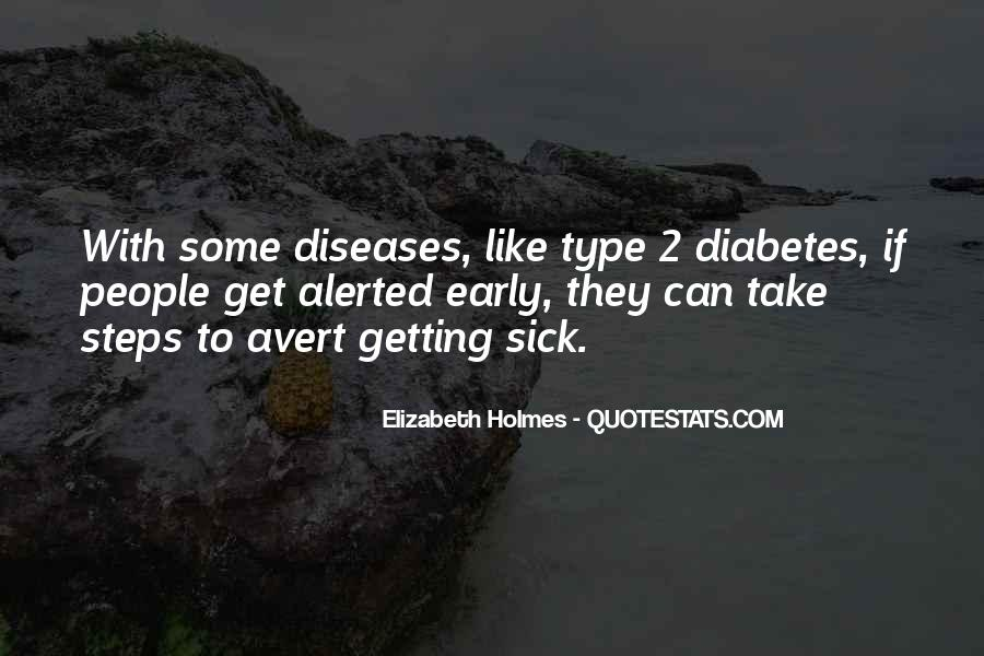 Sayings About Getting Sick #122695