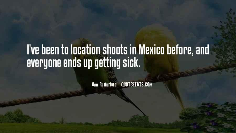 Sayings About Getting Sick #1695005