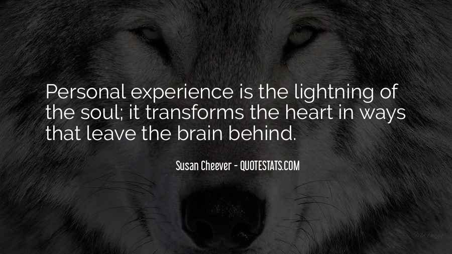 Sayings About Soul And Heart #106033