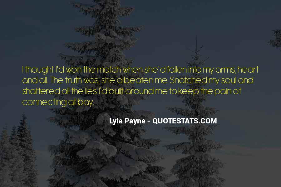Sayings About Soul And Heart #11844
