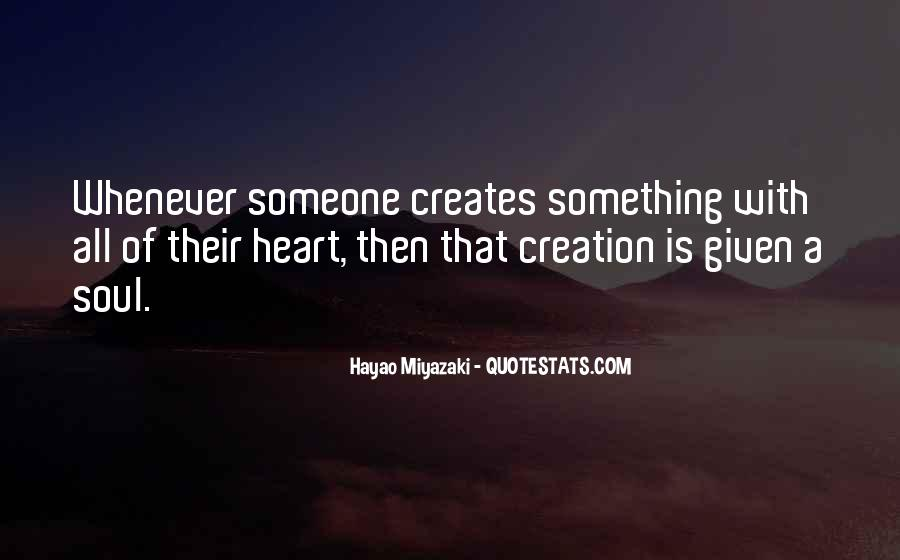 Sayings About Soul And Heart #16307