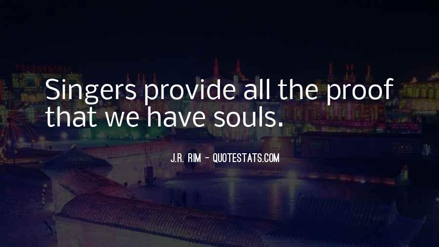 Sayings About Soul And Heart #24127