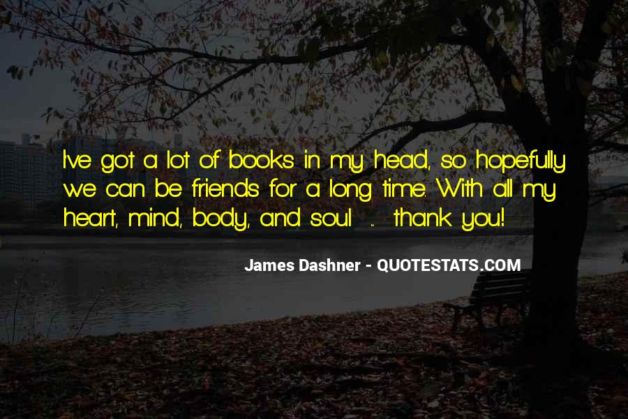 Sayings About Soul And Heart #25192