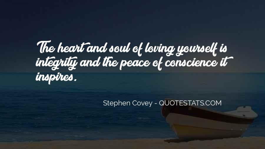 Sayings About Soul And Heart #26815