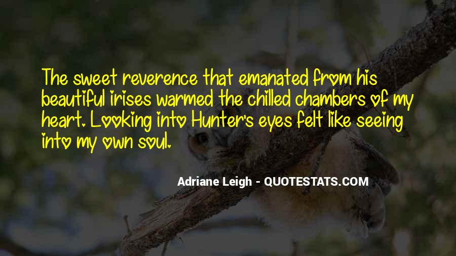 Sayings About Soul And Heart #29638