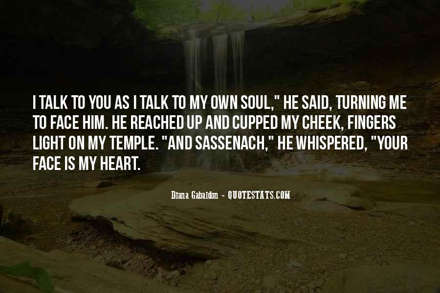 Sayings About Soul And Heart #43073