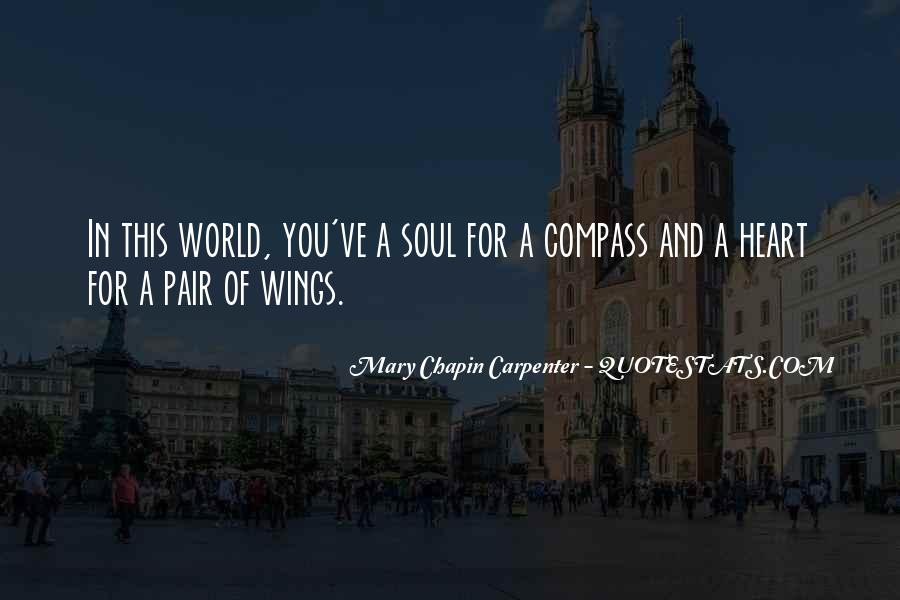 Sayings About Soul And Heart #62387
