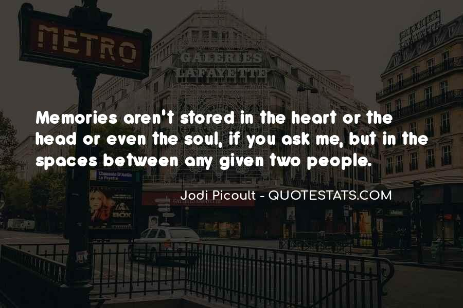 Sayings About Soul And Heart #62419
