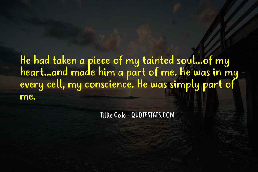 Sayings About Soul And Heart #70176