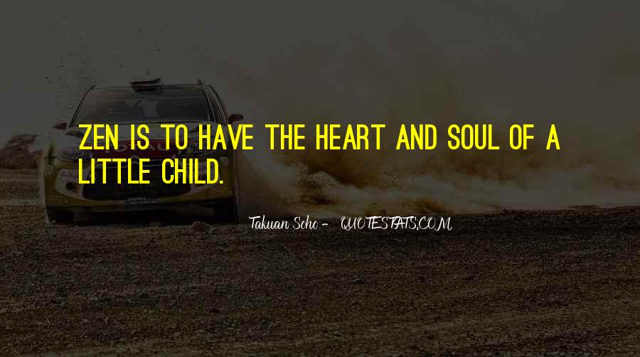 Sayings About Soul And Heart #71434