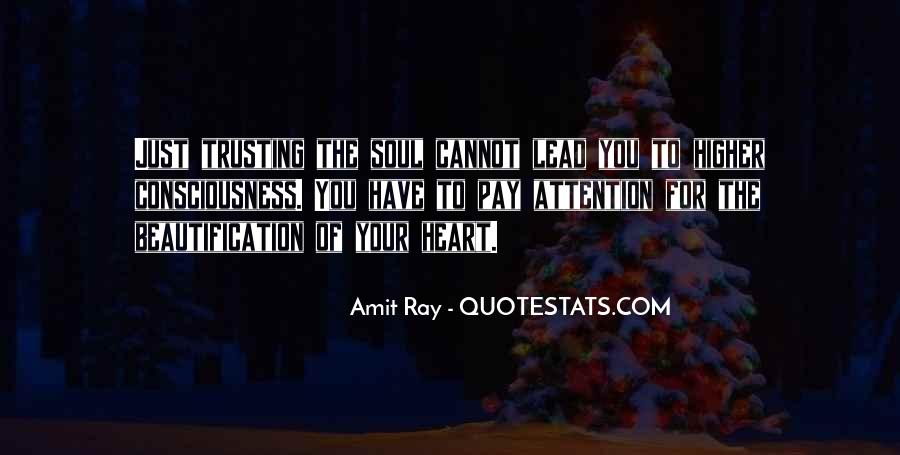 Sayings About Soul And Heart #78429