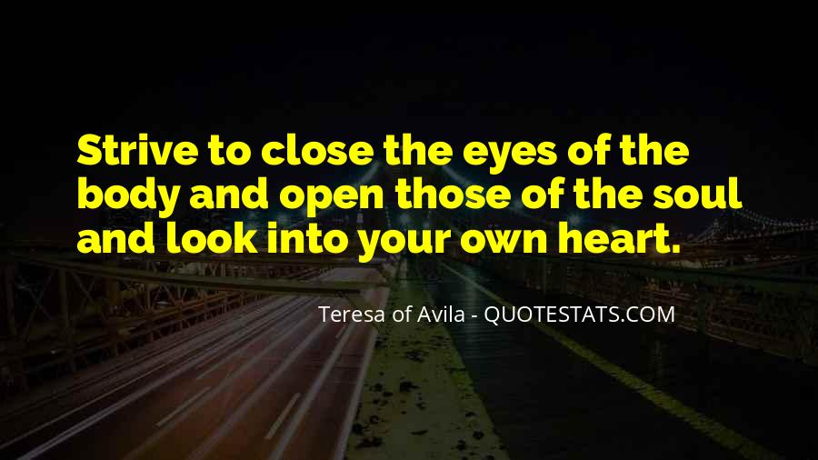 Sayings About Soul And Heart #80330