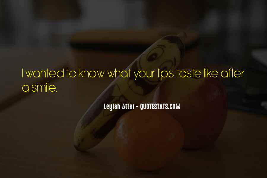 Sayings About Your Lips #216370