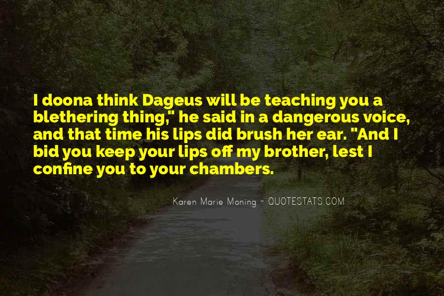 Sayings About Your Lips #231838