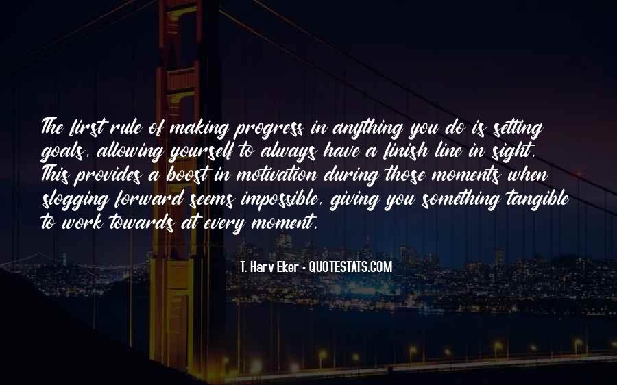 Sayings About Making Progress #1207389
