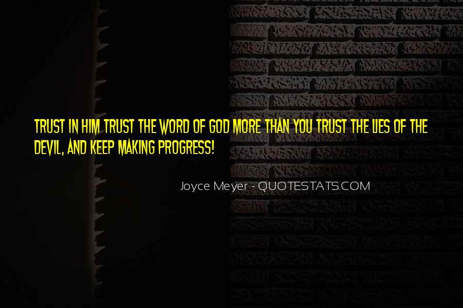 Sayings About Making Progress #1212244