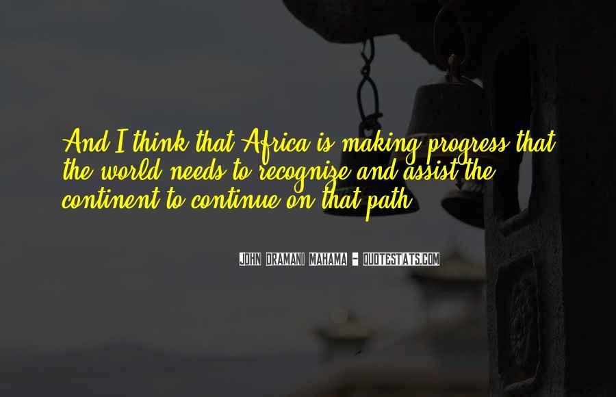 Sayings About Making Progress #1230748