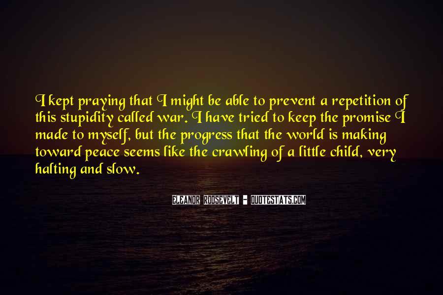 Sayings About Making Progress #127748