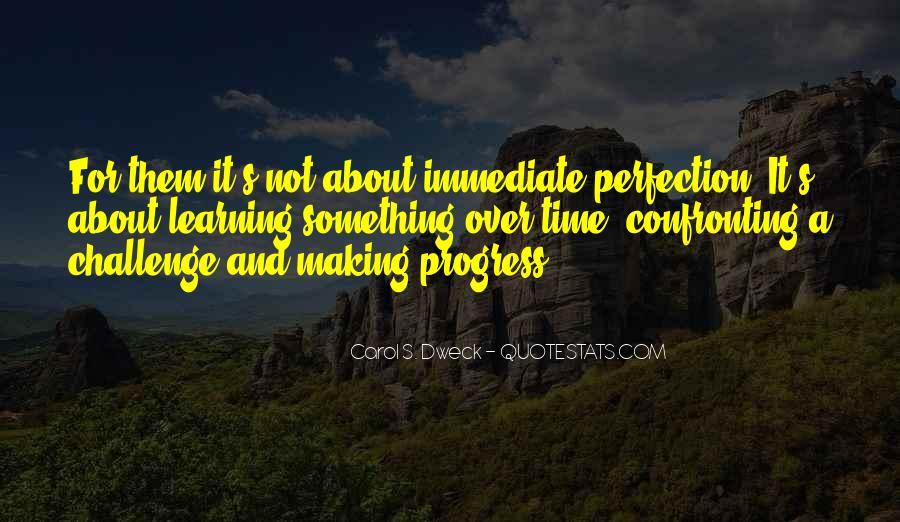 Sayings About Making Progress #186196