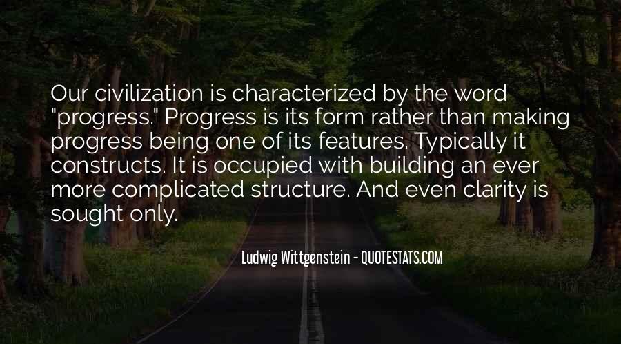 Sayings About Making Progress #213385