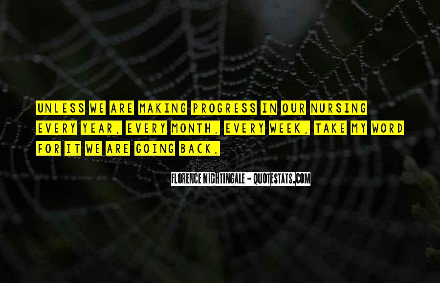 Sayings About Making Progress #245298