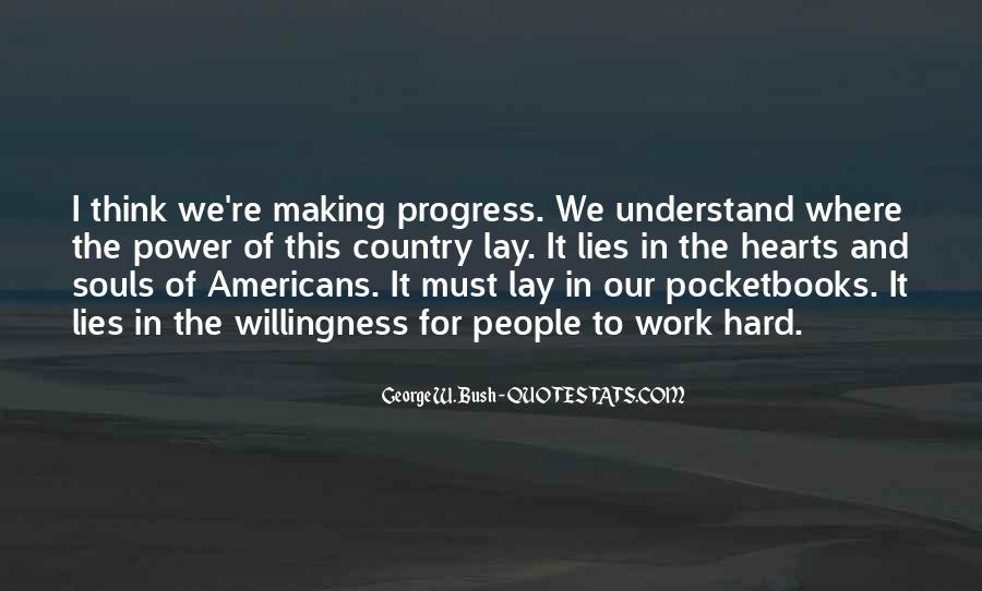 Sayings About Making Progress #303857