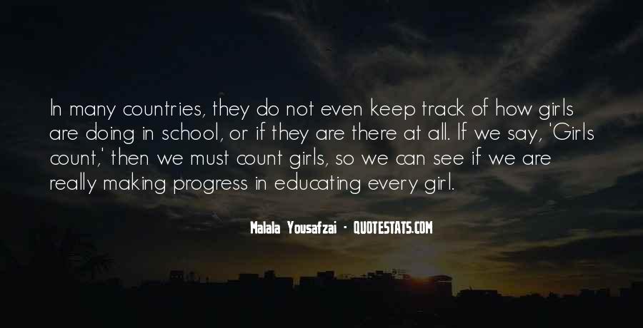 Sayings About Making Progress #330519