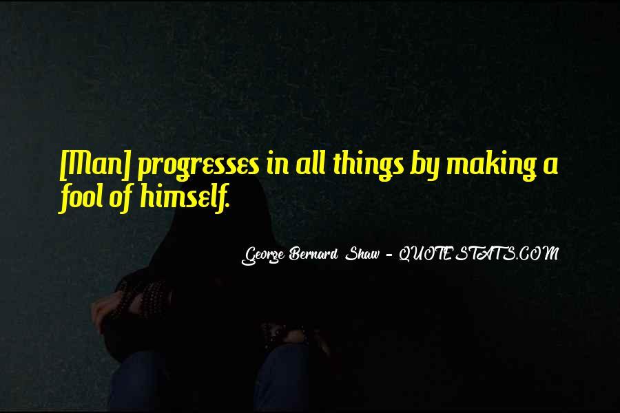 Sayings About Making Progress #351742