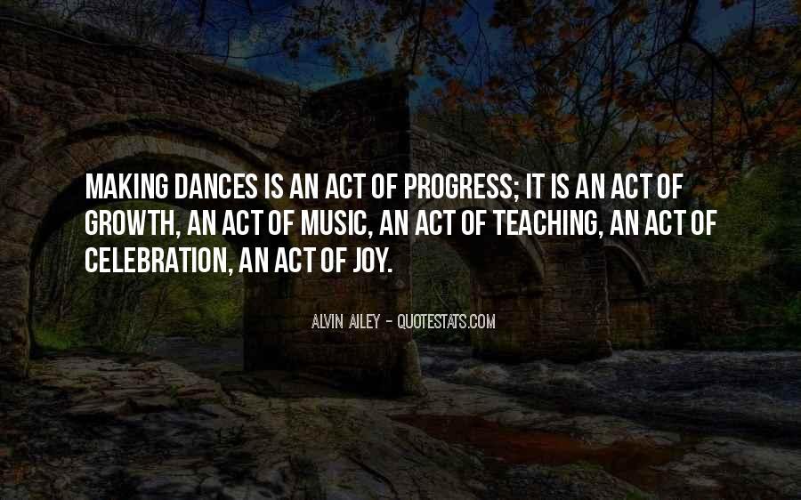 Sayings About Making Progress #470983