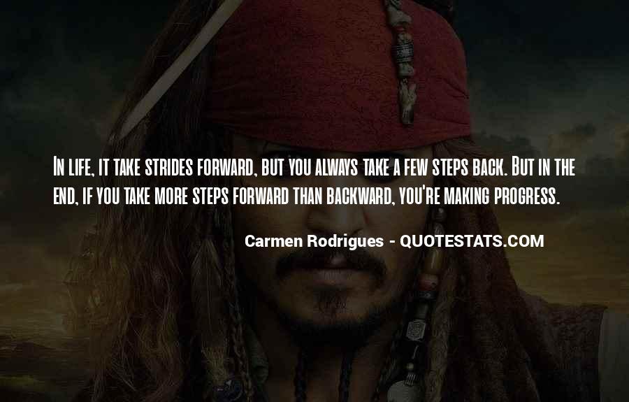 Sayings About Making Progress #631939
