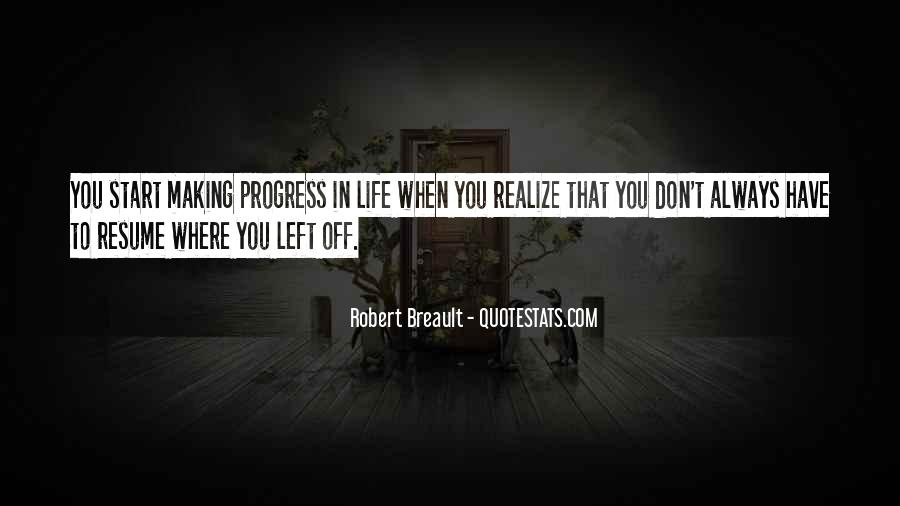Sayings About Making Progress #670753