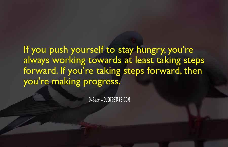 Sayings About Making Progress #985588