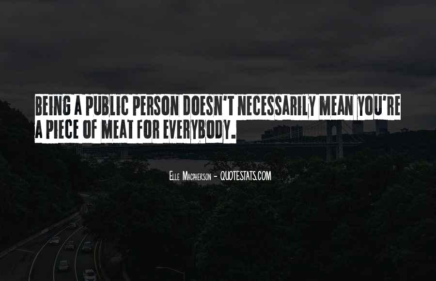 Sayings About Mean Person #128364
