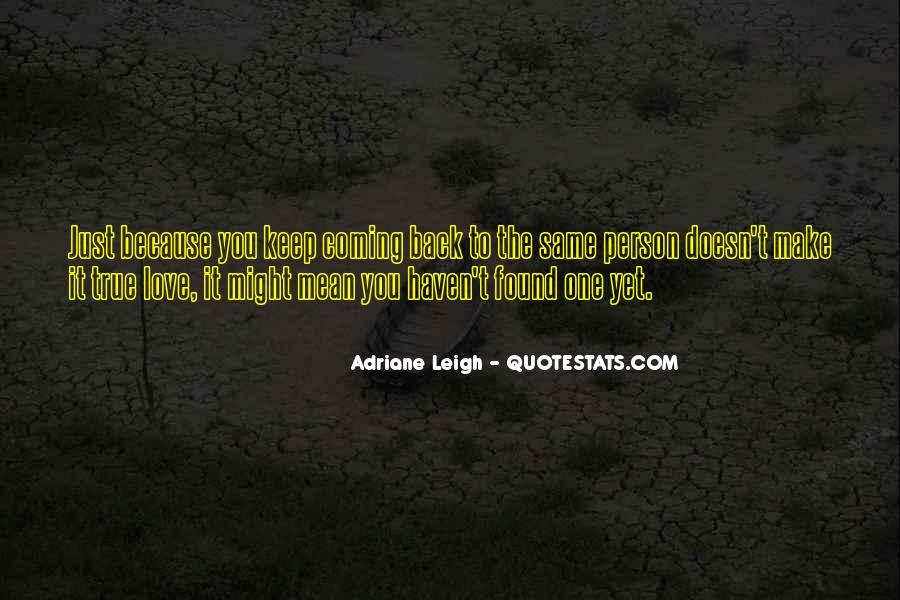 Sayings About Mean Person #270187