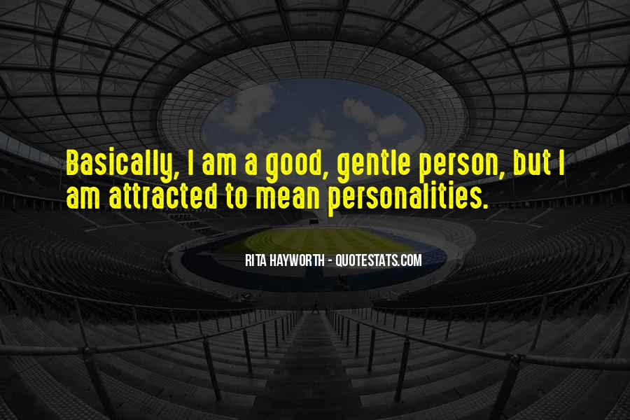 Sayings About Mean Person #374581